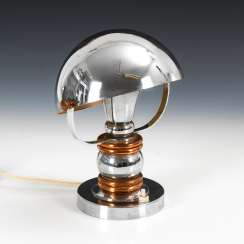 Small table lamp Art Deco.