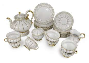Coffee Service For 6 Persons,