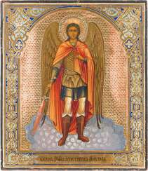 ICON WITH THE ARCHANGEL MICHAEL