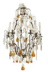 Ceiling Chandeliers, Rococo-Style, To