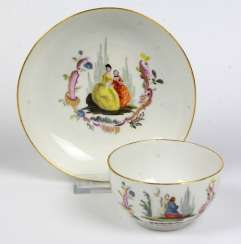 Meissen Courtly Rococo table Setting to 1745
