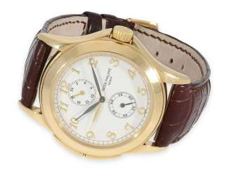 Wrist watch: high quality, complicated Patek Philippe watch