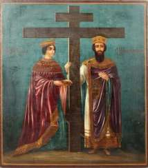 SV. Queen Helena and St. Constantine