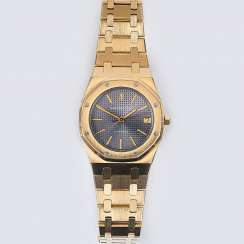 Montre-bracelet pour homme en or 'Royal Oak'