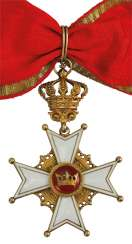Baden: Grand of the order of Berthold the First-commander of the cross, Duke.