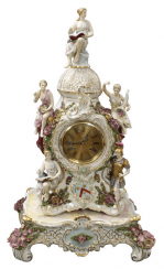 Watch Germany-twentieth century Porcelain