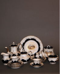 Collectible tea set