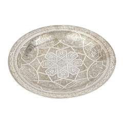 EGYPT, silver plate, 20. Century