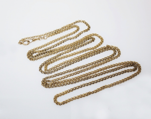 Chain gold 56 sample