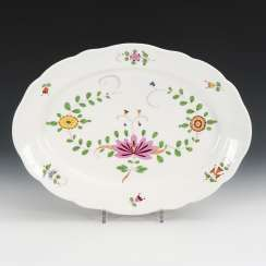 Plate with kakiemon painting