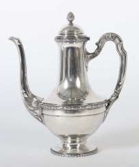 Coffee pot, probably Francois-Auguste Boyer-Callot