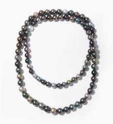 Tahiti Culture Pearl Necklace