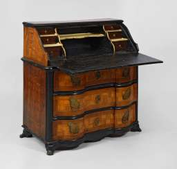 Baroque Chest Of Drawers Secretary.