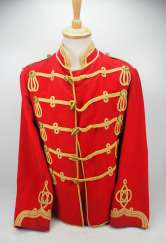 Prussia: Uniform for the teams of the life guards hussar - chamber piece in 1904.
