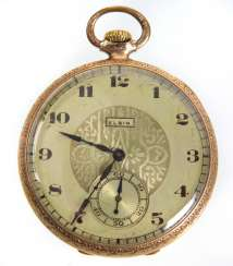 *Elgin* pocket watch USA, around 1920
