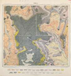 Special geological maps.