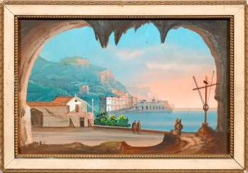 Italian landscapes and Vedute painter