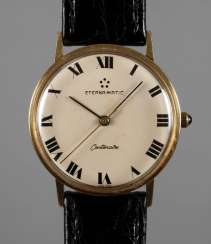 Wrist Watch Eterna Matic Gold