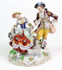Baroque couple