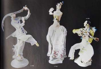 State Porcelain Manufactory Meissen.