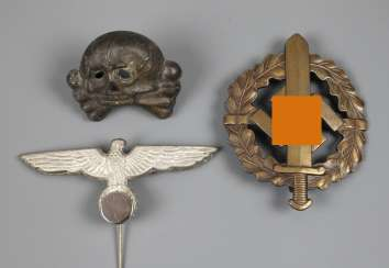 Vintage Badges 2. World war