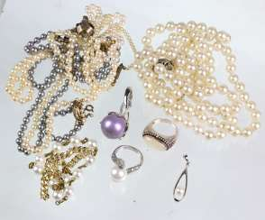 Items Pearl Jewelry