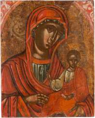ICON OF THE MOTHER OF GOD HODEGETRIA