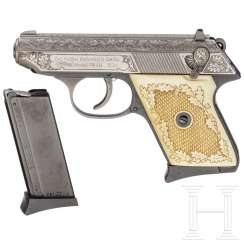 Walther TPH, engraved