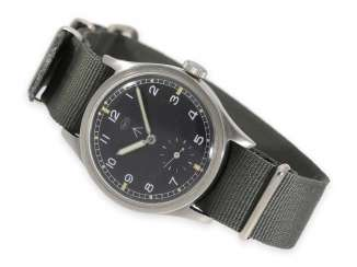 Watch: extremely rare IWC watch Mark X, British military marking