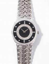 Diamond Men's Wristwatch