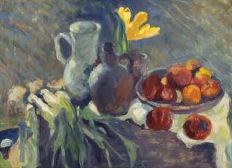 Still life with fruit, C. 1930