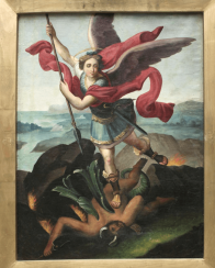 The Archangel Michael, Virgin Of The Passion