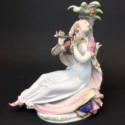 Paul Scheurich for Meissen: