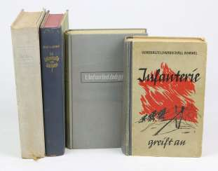 4 Luftwaffe books