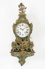 Boulle clock with Base