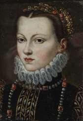 Portrait of a young Nobleman in Spanish court dress