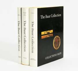 Three Volumes: The Baur Collection