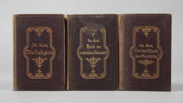 Collection Of Immanuel Kant