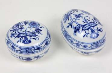 Meissen 2 *Onion Pattern* Doses