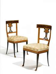 FEW Exceptional BIEDERMEIER CHAIRS