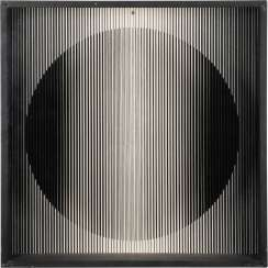OP-ART ARTIST in of the 2. Half of the 20th century. Century. UNTITLED (KINETIC MULTIPLE)