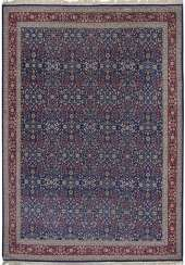 Large Hand Knotted Persian Carpet