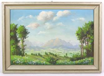 At the foot of the Alps - Herzing, Minni