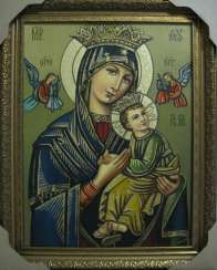 B. M. the icon of perpetual help