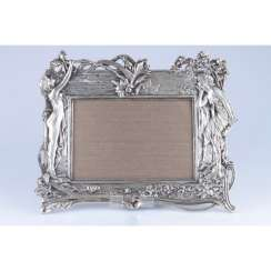 PHOTO FRAME IN ART NOUVEAU STYLE. WESTERN EUROPE.