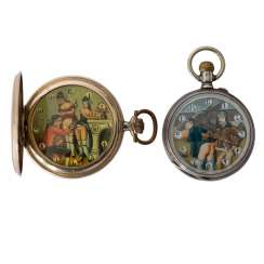 Group Of Two Pocket Watches