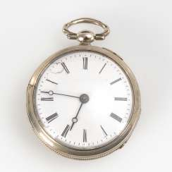 Spindle Pocket Watch.