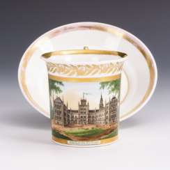 "View mug ""Castle of Coburg"""