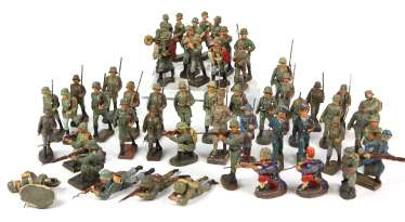 Mass soldiers