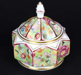 Art Deco Lidded Box